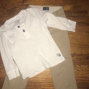 Cute boys Children's Place 4T outfit